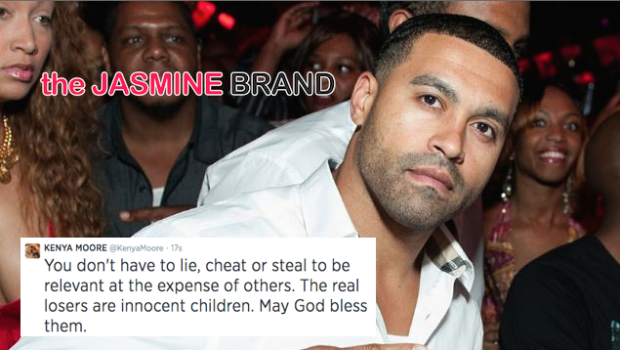 [EXCLUSIVE COURT DOCS] Full Details On Apollo Nida's 8 Year Prison Sentence + Kenya Moore's Reaction
