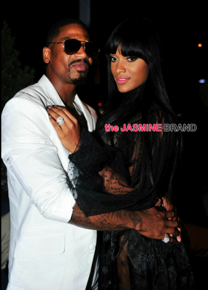 booed up Joseline and Stevie J hernandez attend Greygoose launch for new flavored vodka Le Melon the jasmine brand.png