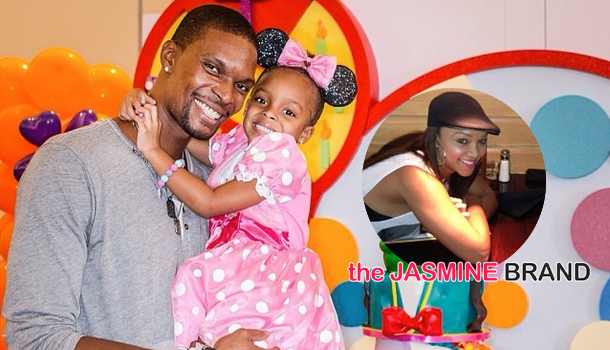 [EXCLUSIVE] Chris Bosh's Baby Mama Wants 4-Year-Old Child to Take Stand in Courtroom For Custody Trial