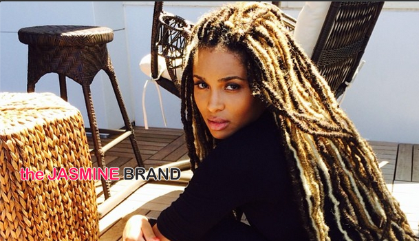 [Haute or Hot A** Mess] Ciara's Dreadlock Extensions Receive Mixed Reviews