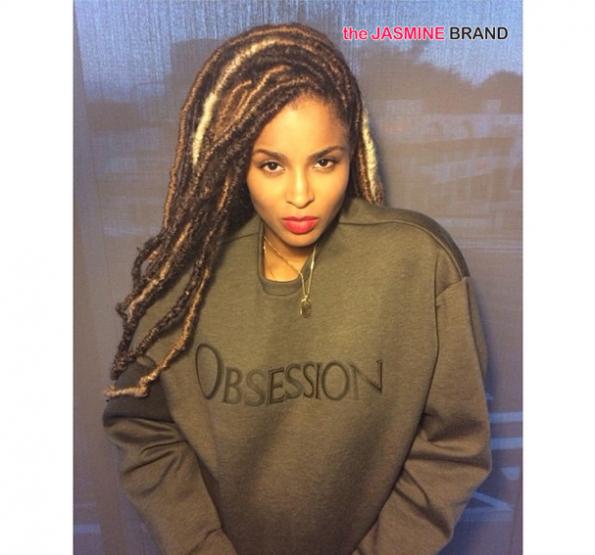 ciara dreadlocks 2014 the jasmine brand