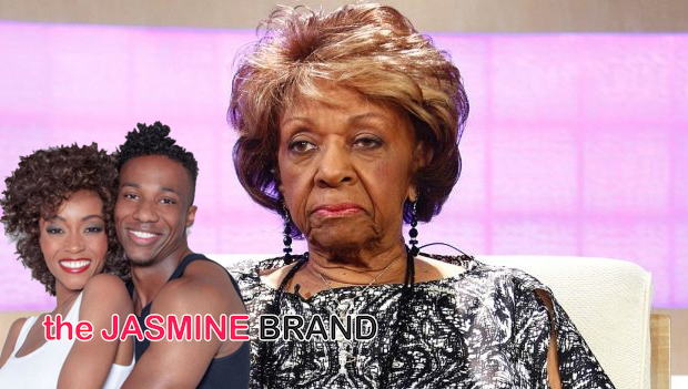 Cissy Houston Speaks Out Against Lifetime Movie: Let Whitney Rest In Peace!