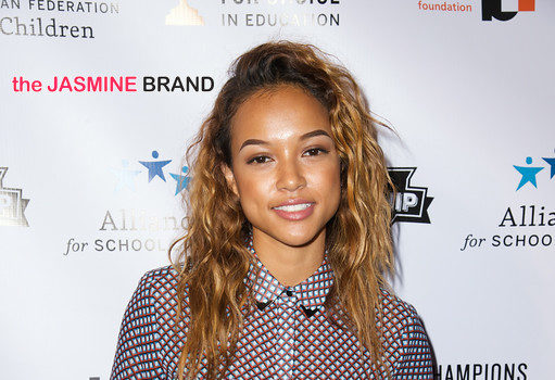 Karrueche Tran Lands Role On 'Single Ladies'