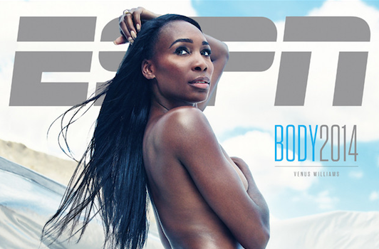Booty & Beauty: See Venus Williams' Spread for ESPN's 'Body Issue'