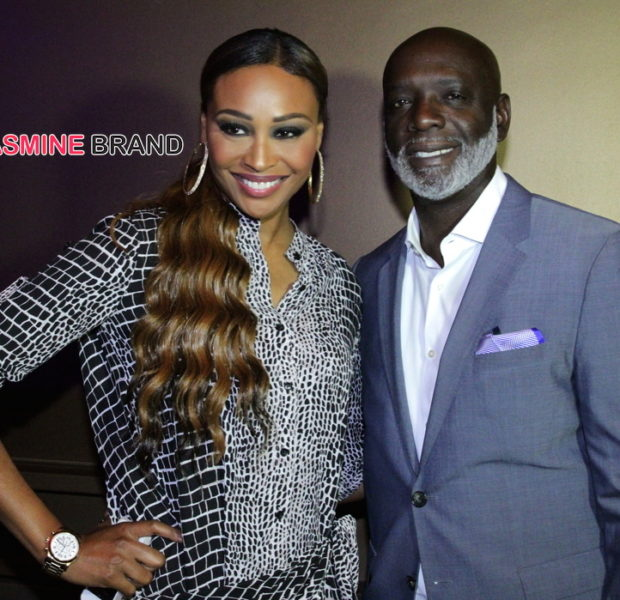 (UPDATE) Peter Thomas Denies Shading Wife Cynthia Bailey [VIDEO]