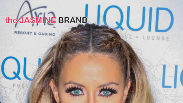 Aubrey O'Day Calls Out American Airlines Flight Attendant 'He Made Me Undress In Front Of The Entire Plane!'