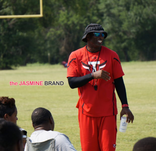 [Photos] Deion Sanders Hosts Annual 'Prime Time Youth Sports Weekend'