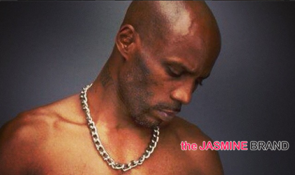 EXCLUSIVE! New Money Drama For DMX: Agency Attempts to Seize 242k Debt