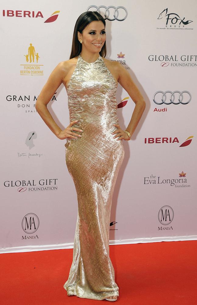 Global Gift Gala 2014 - Arrivals
