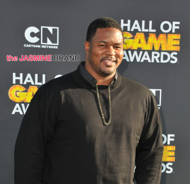 (EXCLUSIVE) Ex NFL'er Bryant Mckinnie Slapped w/ Foreclosure Lawsuit Over Florida Condo