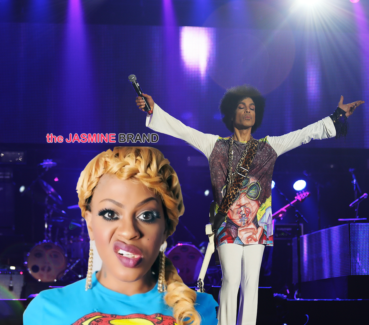 exclusive interview lil mo addresses prince alleged diss and snub essence festival the jasmine brand