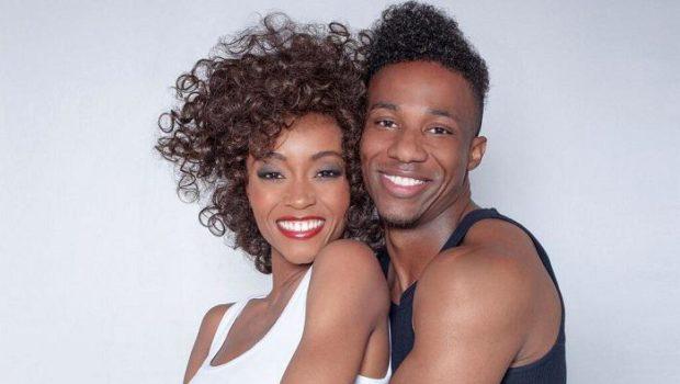 YaYa DaCosta & Arlen Escarpeta Recreate Whitney Houston & Bobby Brown for New Lifetime Film