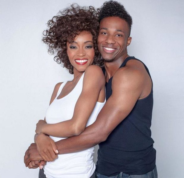 YaYa DaCosta & Arlen Escarpeta Recreate Whitney Houston & Bobby Brown for New Lifetime Film