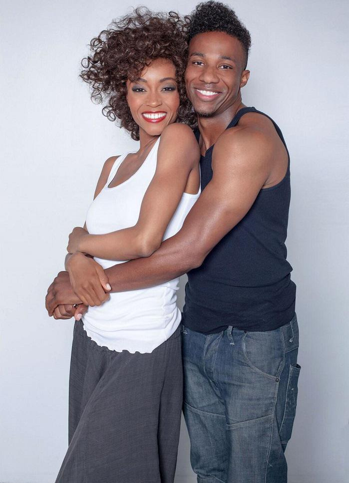 first look bobby brown and whitney houston lifetime movie yaya dacosta the jasmine brand