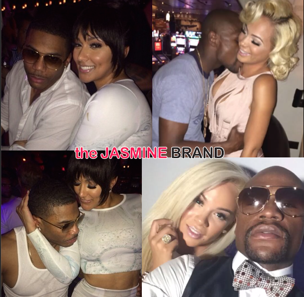 Floyd Mayweather & Ex-Fiancee Shantel Jackson Say Their Happier In New Relationships