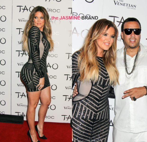 [Photos] Khloe Kardashian Celebrates 30th in Vegas With Boyfriend French Montana