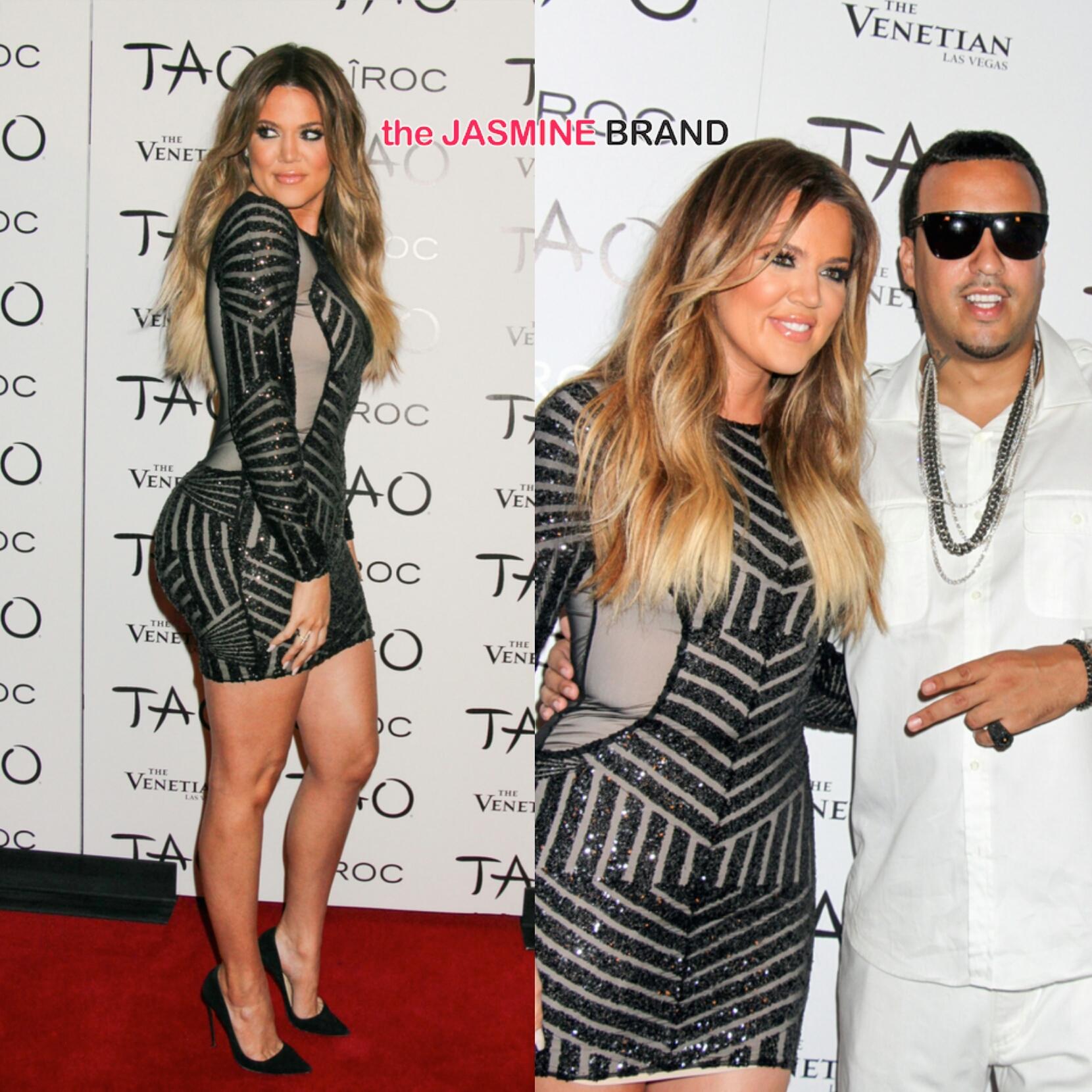 [Photos] Khloe Kardashian Celebrates 30th In Vegas With