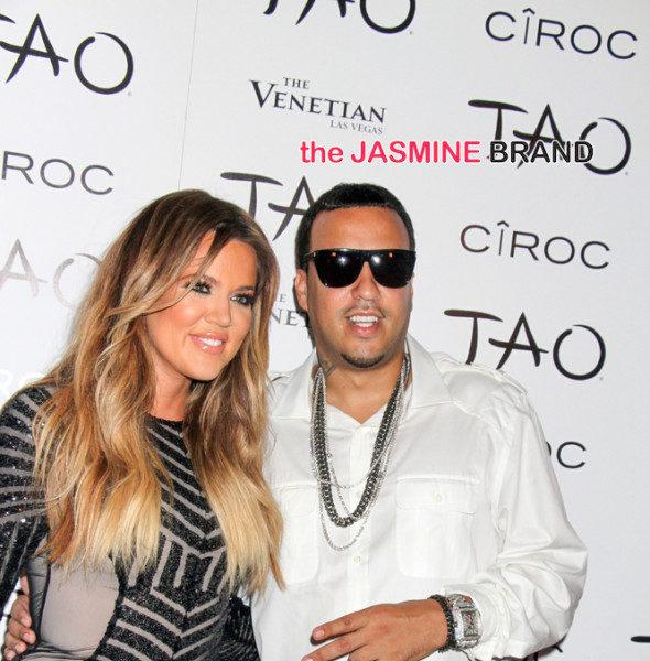 Is Khloe Kardashian Secretly Hooking Up With Ex Boyfriend French Montana?