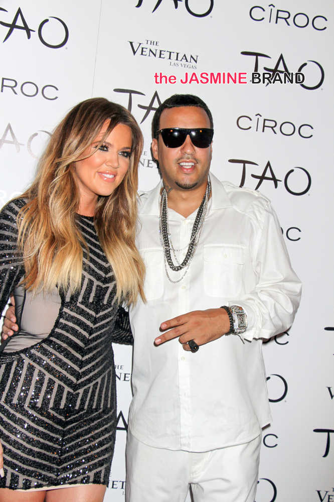 is french dating khloe Khloe kardashian has been spending time with her ex-boyfriend french  montana for the last few months, so will she finally file for divorce from.