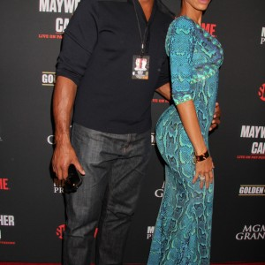 """Mayweather Jr. vs. Canelo"" Showtime PPV VIP Pre-Fight Party at MGM Grand Garden Arena in Las Vegas - Arrivals"