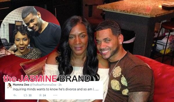 Cup Cakin' Alert: LHHA's Momma Dee Cozies Up to Drea Kelly's Ex-Husband, Brian McKee
