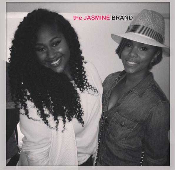 jazmine sullivan and letoya luckett essence festival 2014 the jasmine brand