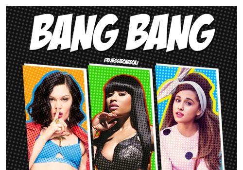 [New Music] Jessie J, Nicki Minaj & Ariana Grande, 'Bang Bang'