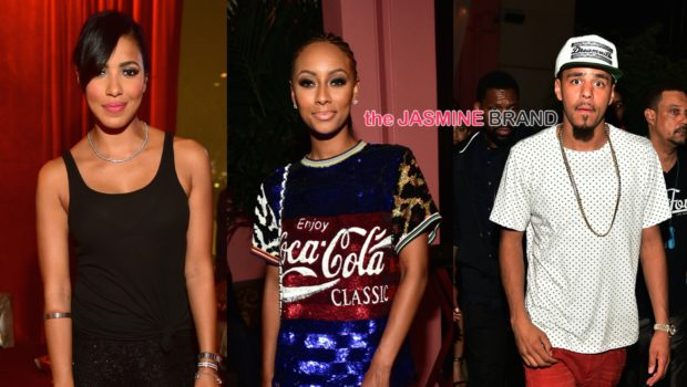 [Celebrity Club Scene] Keri Hilson, J.Cole, Julissa Bermudez, Laura Govan & Chief Keef