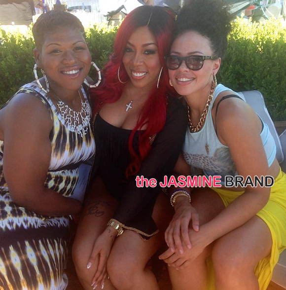 k.michelle and elle varner end friendship the jasmine brand