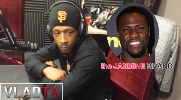 [VIDEO] Katt Williams: I Paved The Way For Kevin Hart + Did He Invent the BET 'Hip Hop Awards'?