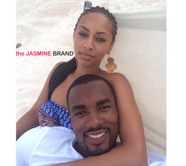 keri hilson and boyfriend serge ibaka the jasmine brand
