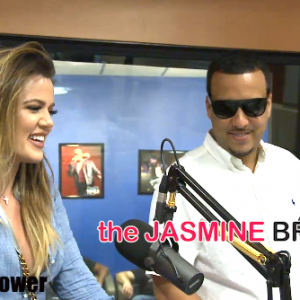khloe kardashian and french montana-first joint interview-angie martinez the jasmine brand