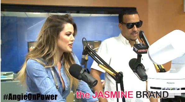 khloe kardashian and french montana-first joint interview-i-angie martinez the jasmine brand