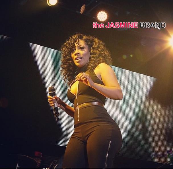 [Candids] Nas, K.Michelle & Jazmine Sullivan Kick Off 'Essence Festival' + More Celebs Spotted