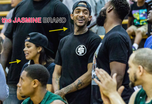 Lauren london dating nipsey hussle