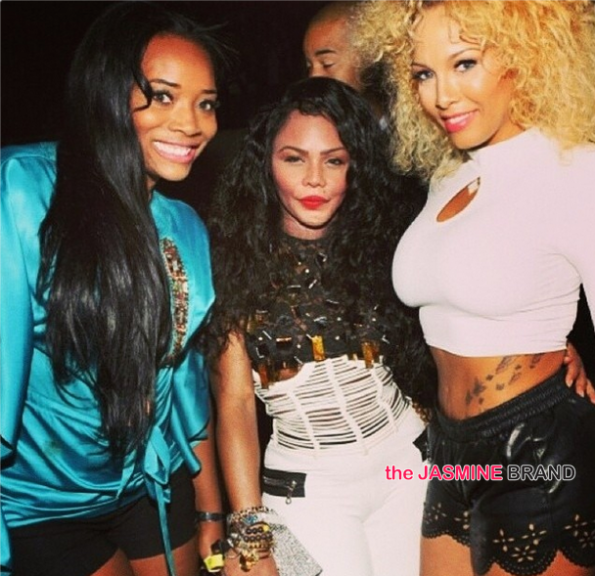 lil kim debuts post pregnancy body the jasmine brand