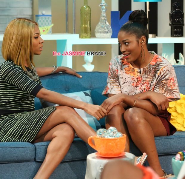 Lil Mama Gets Emotional, Shares Story About Mother's Death On 'Just Keke'