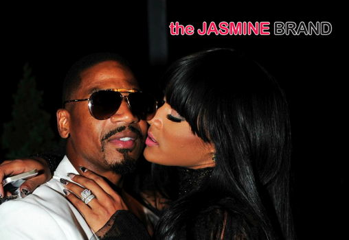 Spotted. Stalked. Scene. Reality Stars Stevie J & Joseline Hernandez Party in Atlanta