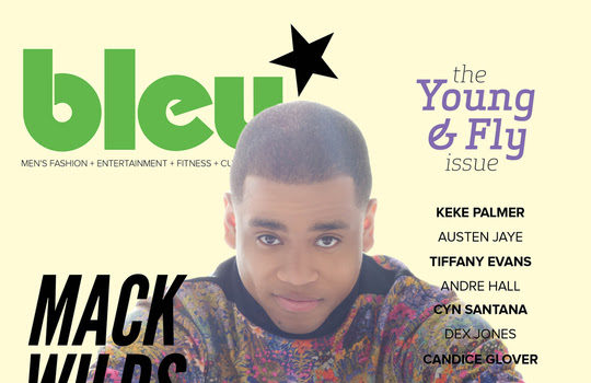 Mack Wilds: 'Everybody wants to be the next Denzel or Will Smith or Jay-Z'