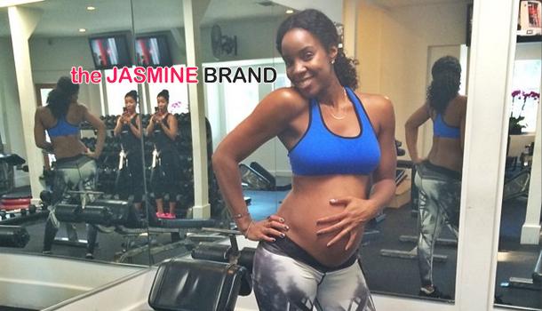 Kelly Rowland's Maternity Fitness, D.Wade & Gabrielle Union's Usie Craze + Oprah & Stedman, Kevin Hart & Jay Z, 50 Cent & Lela Rochon