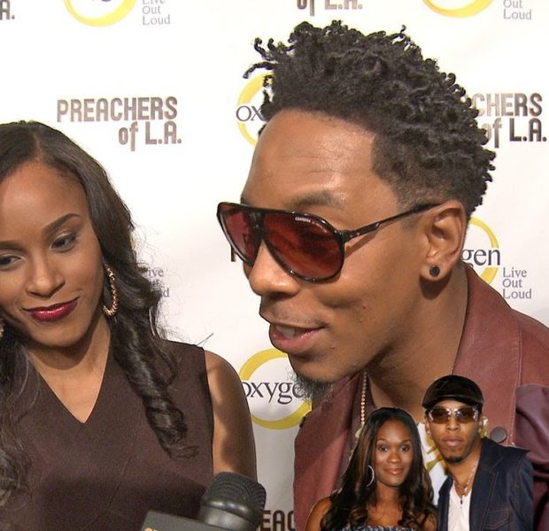 [Audio] Deitrick Haddon's Ex-Wife Damita, Speaks Out: Claims Gospel Singer Impregnated Woman During Their Marriage
