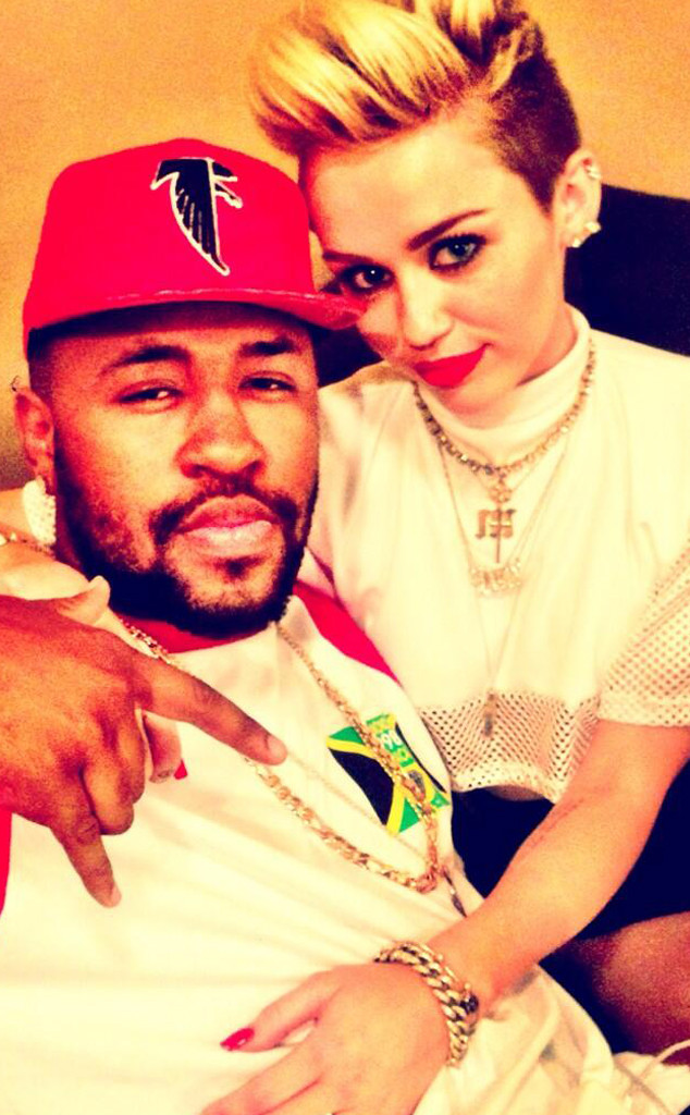 miley cyrus secretly dating producer mike will made it the jasmine brand