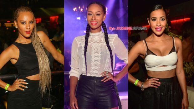 Spotted. Stalked. Scene. Keri Hilson, Julissa Bermudez, Nikki Chu Hit ATL Club Scene