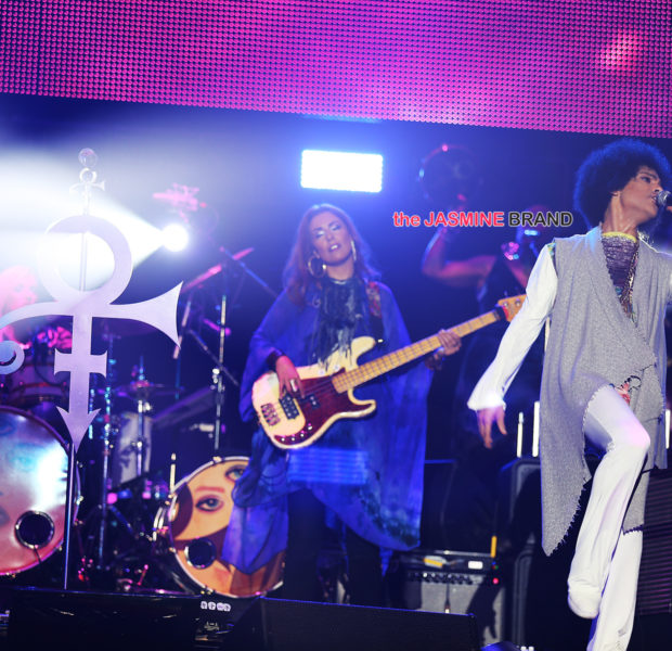 [Photos] Prince Hits 'Essence Festival'