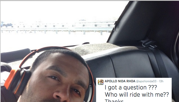 Trouble In Paradise? Read Apollo Nida's Post Jail Sentence Tweet