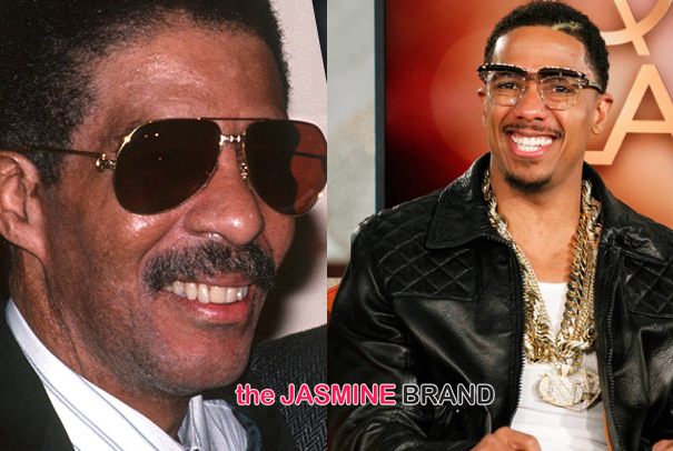 [No Thank You] Richard Pryor's Family Doesn't Want Nick Cannon to Play Legendary Comedian
