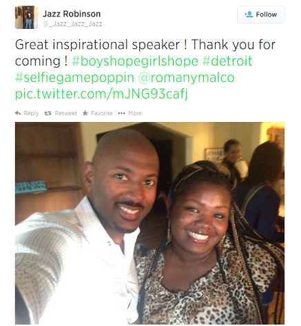 romany malco-gives back in detroit-the jasmine brand