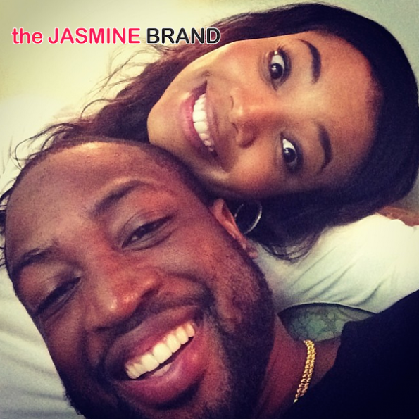selfie fanatics gabrielle union and dwade the jasmine brand