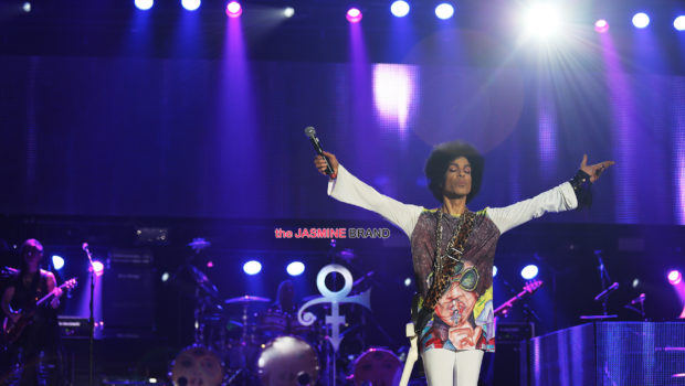 Prince Allegedly Treated For Drug Overdose, Week Before Death