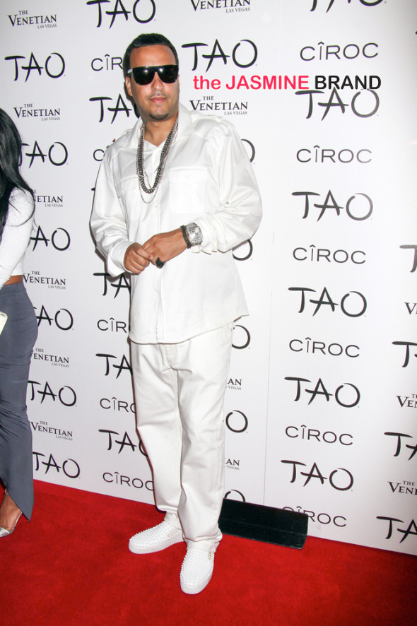 Khloe Kardashian 30th Birthday Celebration at Tao Nightclub in Las Vegas on July 4, 2014